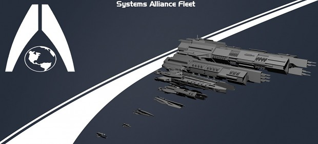 Systems Alliance Fleet