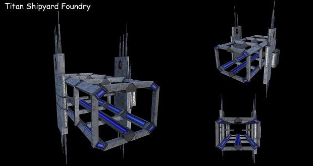 Cerberus Titan Foundry Shipyard