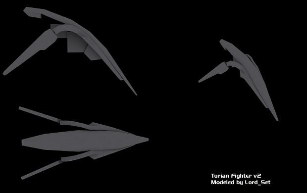 Turian Fighter V2