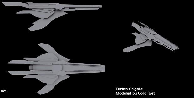 Turian Frigate v2