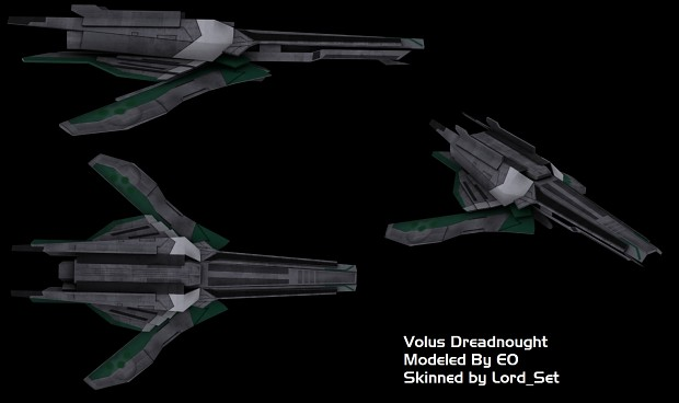 Volus Dreadnought