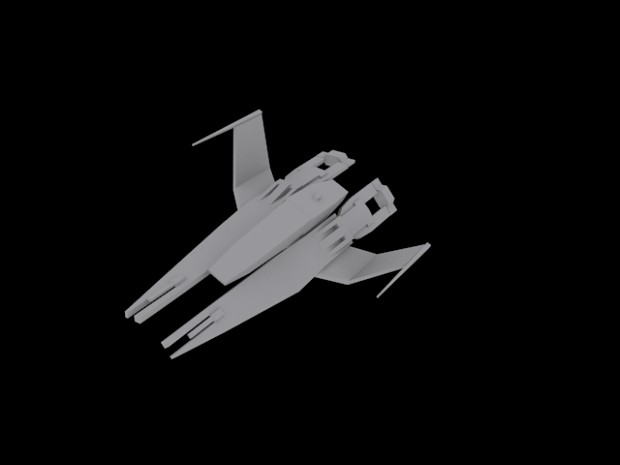 Cerberus Fighter Rebuild