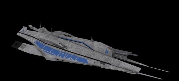 Plate line test: Alliance Cruiser