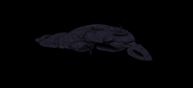 Geth Dreadnought: Continued Continued