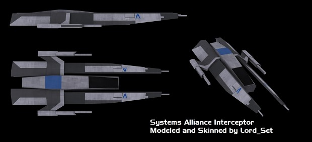 Systems Alliance Interceptor