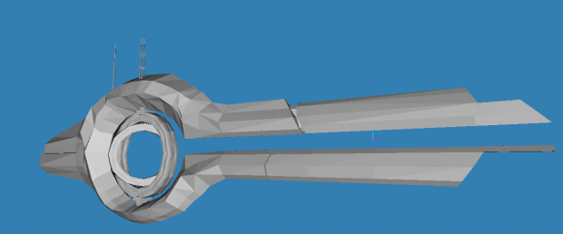 Mass Effect Relay WIP 2