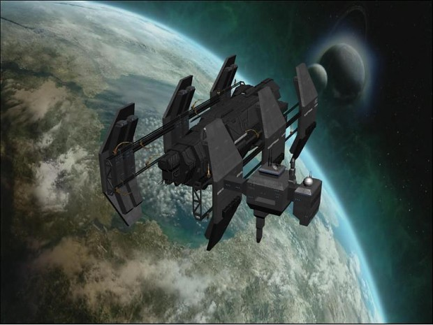 Possible UNSC capital shipyards