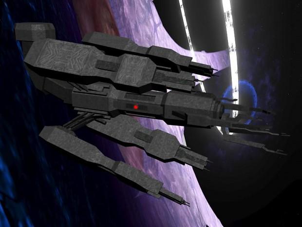 Unidentified Sentinel variant WIP