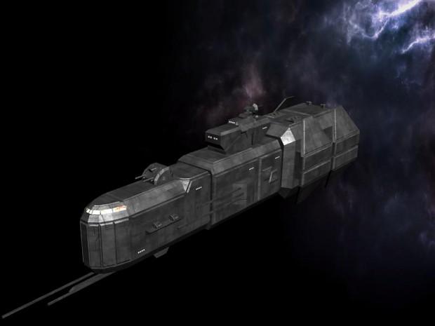 Unsc Mako Class Corvette Image X3 Covenant Conflict Mod