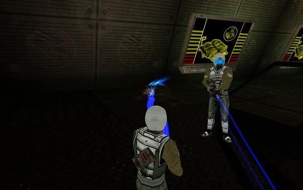 C&C3 GDI Rifleman in game