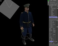 Cavalry Officer Skin W:I:P