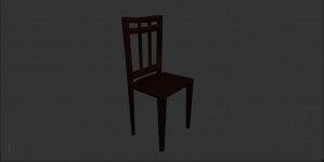 Chair Created By Chompster