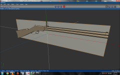 finished Henry Rifle