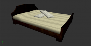 Bed Created By The Chompster