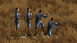 Union Soldier Skins (Made by Asureka)