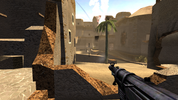 Oasis Texture Improvements