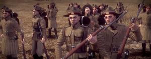 New Zealand Infantry