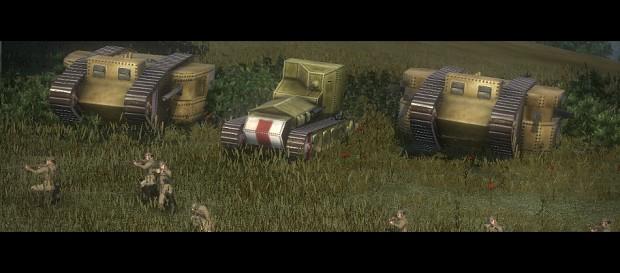 A Tank Family