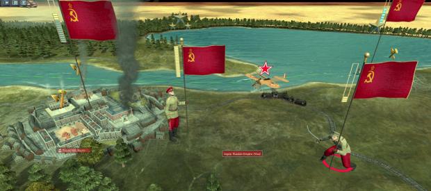 Soviet Russia Roundel