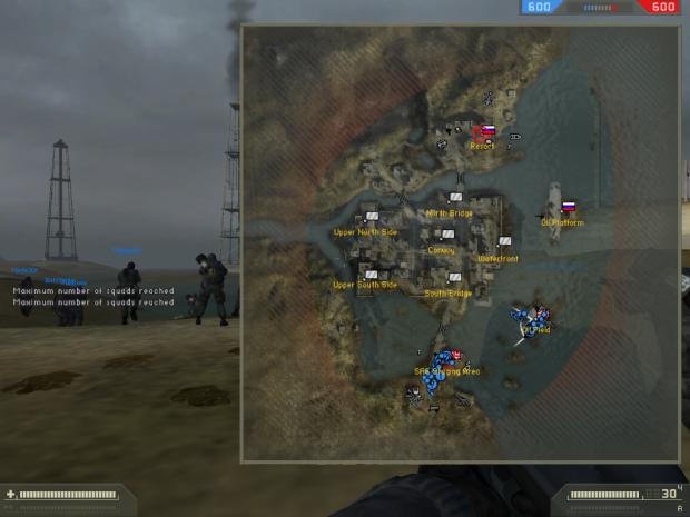 Extreme Singleplayer SF beta gameplay