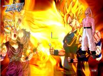 Super buu Transforms And New Attack