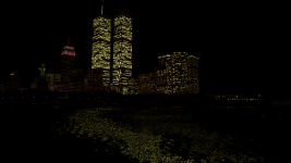 Liberty City Night Time Shot
