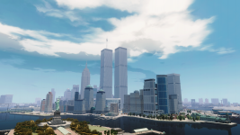 Liberty City Day Time Shot