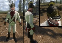 Austrian Fusilier