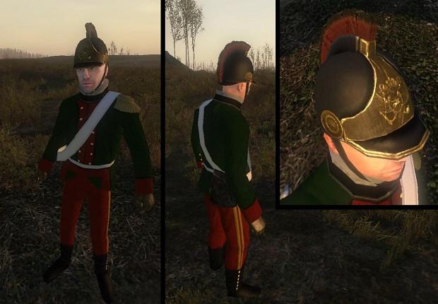 [SP][EN] 1794: Kosciuszko Uprising Russian_fusilier