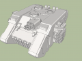Space Marine Land Vehicles