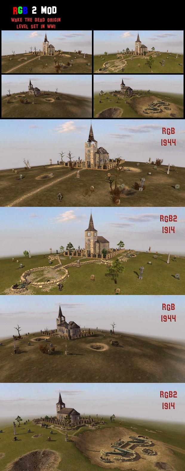 RGB2 Mod 'Wake the Dead' revealed