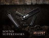 Sound suppressors
