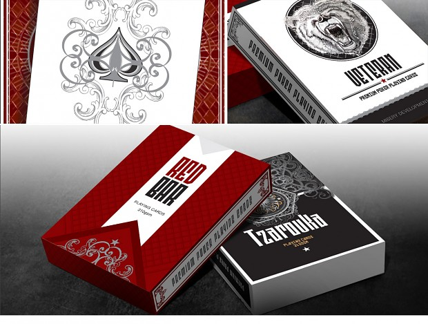 Black Market Playing Cards