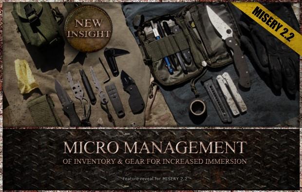 Micro management
