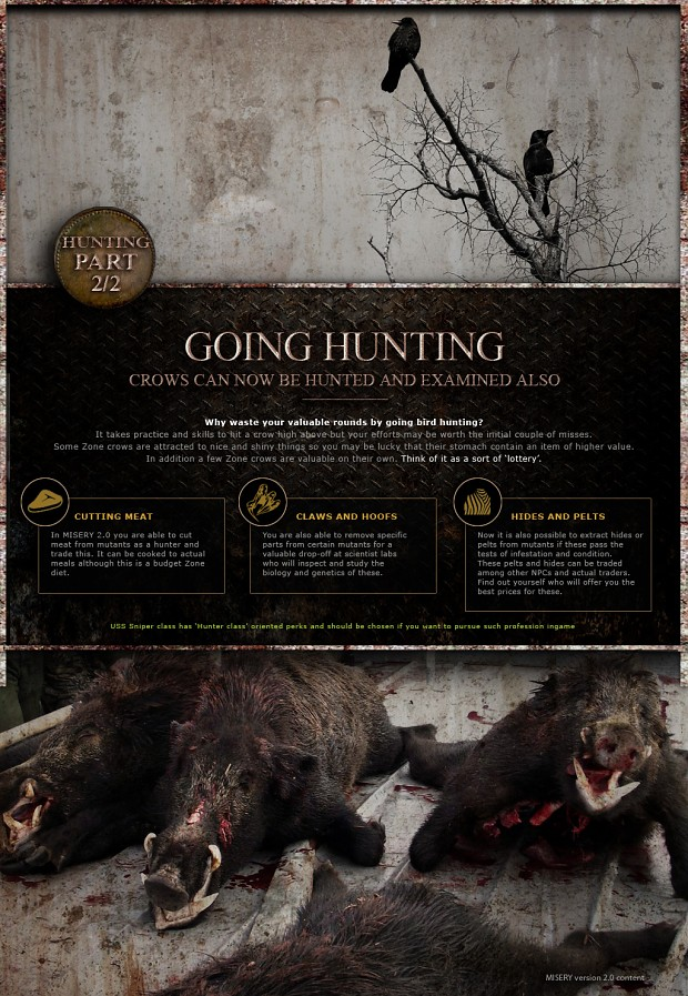 Hunting (part 2)