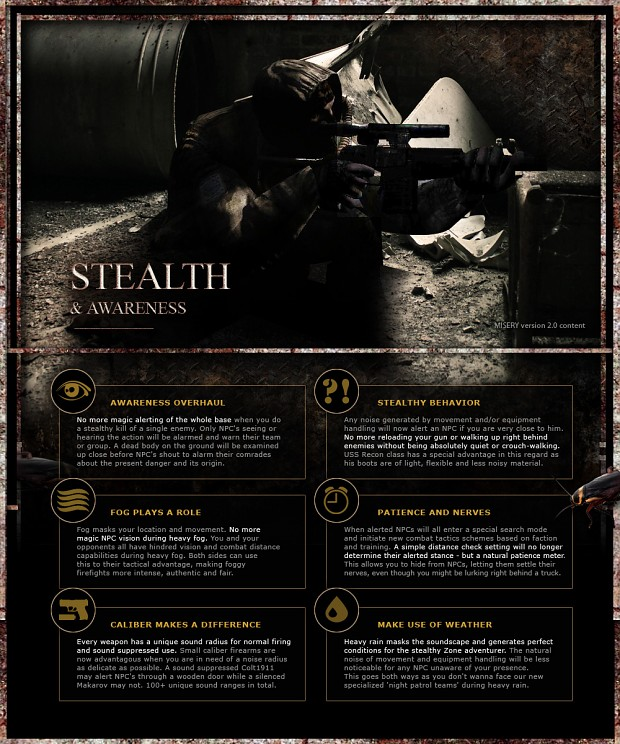 Stealth info (display)