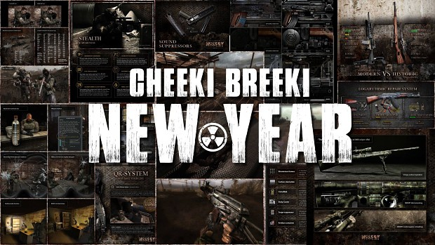Cheeki Breeki New Year