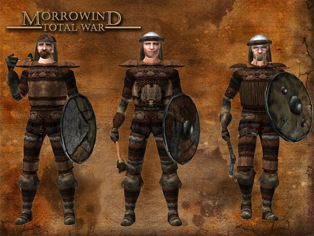 Nord Light Infantry by Geroj