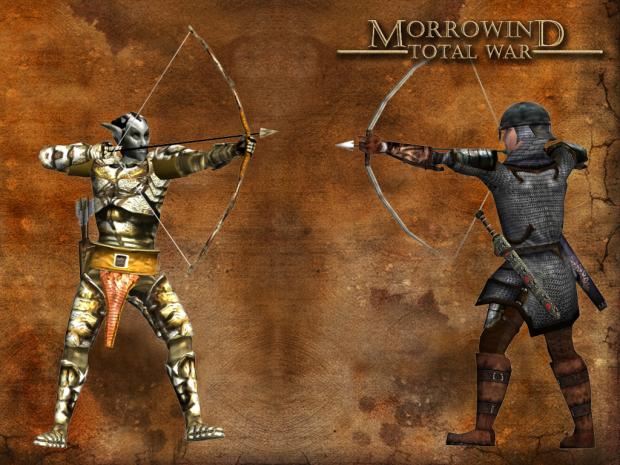 New archers animation