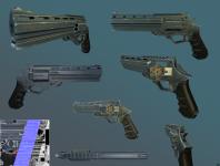 Revolver Render
