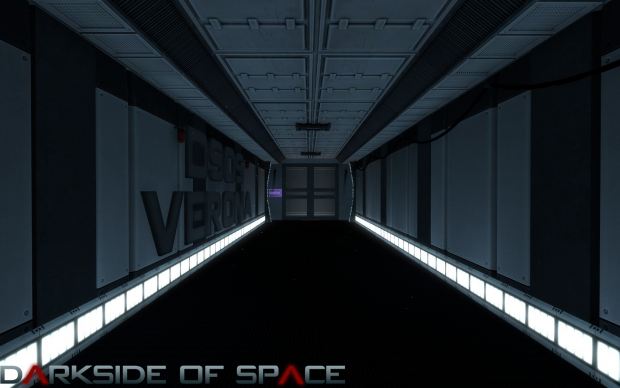 Captain Quarters Hallway Remade
