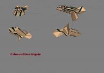 Colonus-class frigate