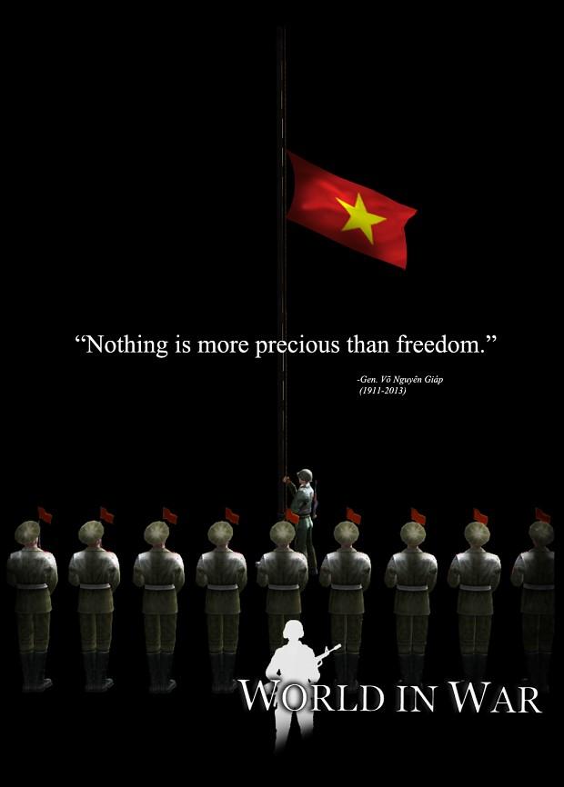 Gen. Vo Nguyen Giap - In Memoriam