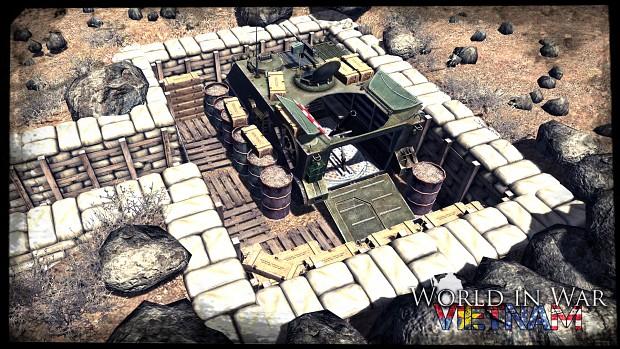 Mortar Pit