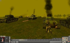 Panzer Elite Fight