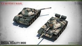 """T-55 """"Scorpion"""""""