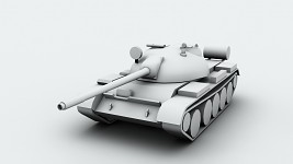 T-55 New and Improved Model