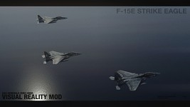 F-15E Strike Eagle Wallpaper
