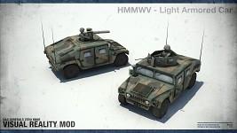 """HMMWV """"Humvee"""""""