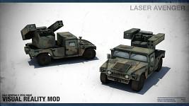 Laser Avenger
